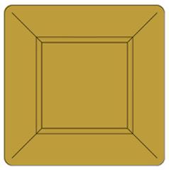 quadrato oroetrusco