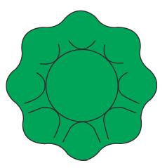 twenty-verde-bandiera